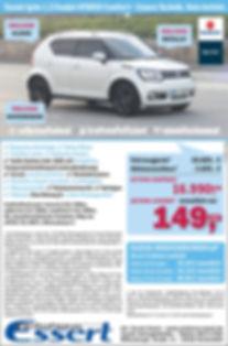 Suzuki Ignis Hybrid Aktion Autohaus Essert Sond