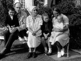 Tom Solomon writes for the Guardian: How family tragedy turned Roald Dahl into a medical pioneer