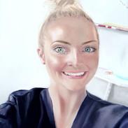 Staff Nurse Niamh Sherry