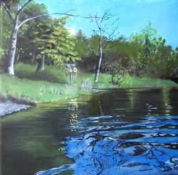 Myra Jago, Inkblot Lake,
