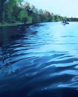 Myra Jago, Glass Lake