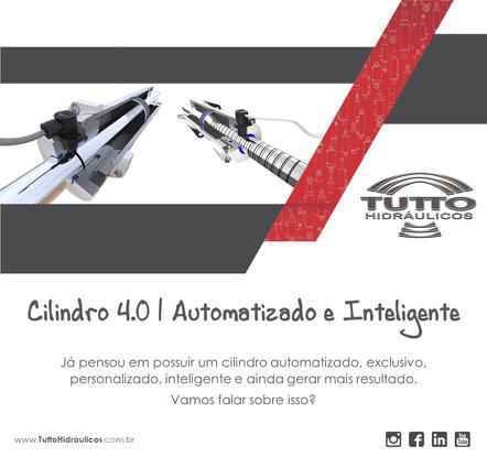 Cilindro 4.0 | Automatizado e Inteligente