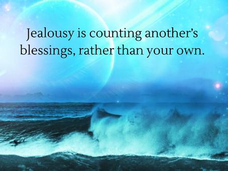 7 Ways to Heal Jealous Energy