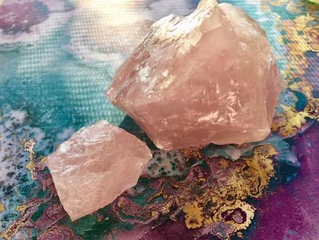Healing Crystals: Rose Quartz
