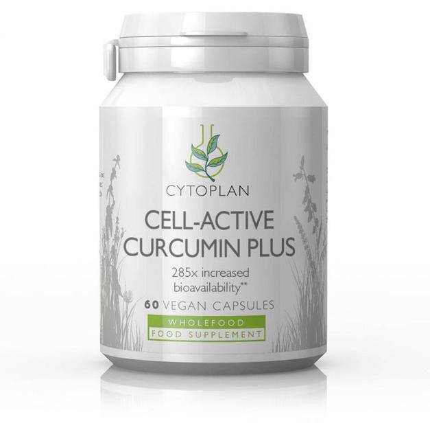 Cell-Active Curcumin Plus