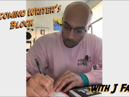 Do's & Dont's of Overcoming Writer's Block