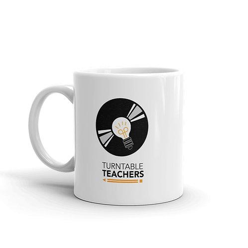 Turntable Teachers Mug