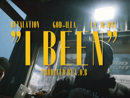 """Revalation & GoD iLLa Drop Epic Visuals with EMS Crew for Single """"I Been"""""""