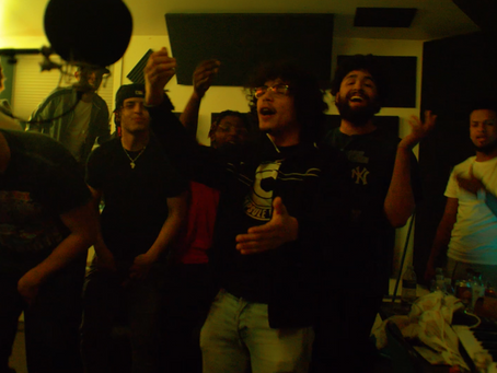 """Papercity Studios Puts Western MA Hip-Hop on the Map with """"Federal Cypher"""""""