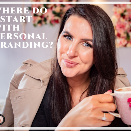 What do you need to nail personal branding?