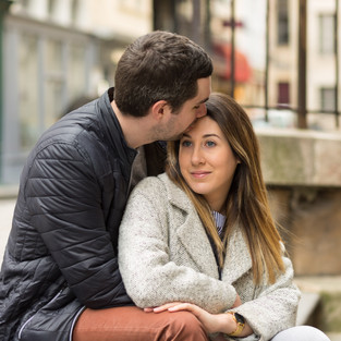 Shooting couple Paris