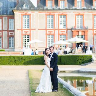 Mariage au chateau de Breteuil