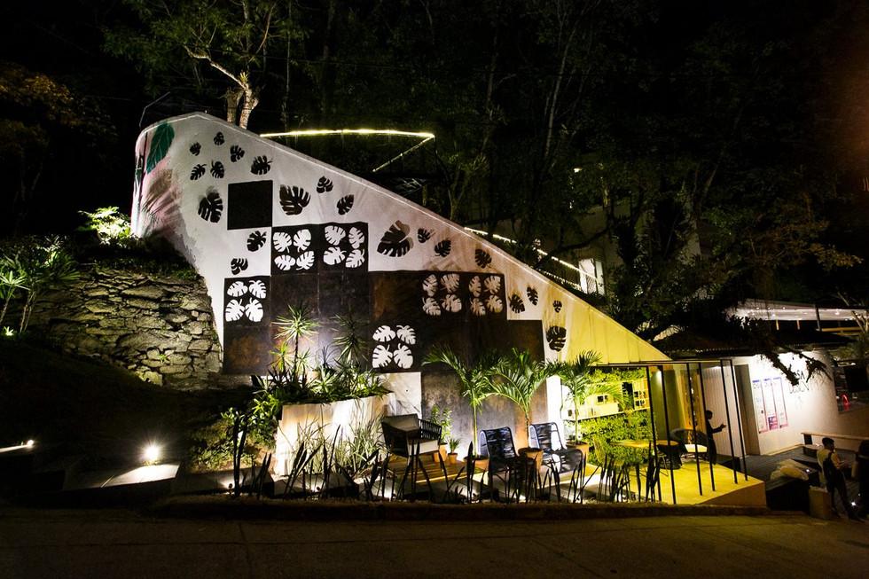 Coquetel de inauguração Casa Design Niterói