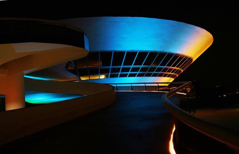 MAC ganha iluminação especial para as Olimpíadas