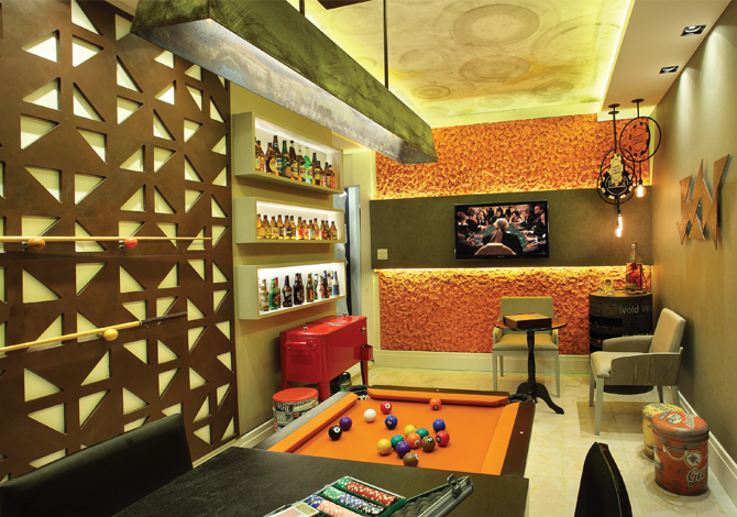Sala de jogos/Entretenimento