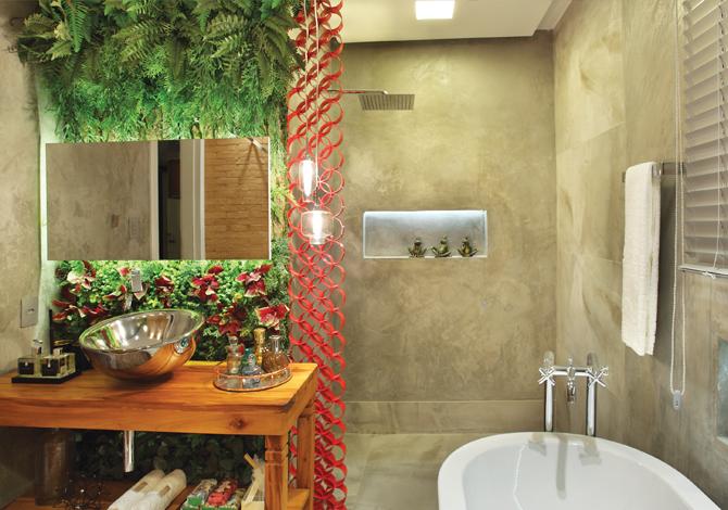 Banheiro Principal / Social