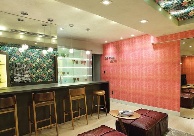 Club House: Lounge Bar