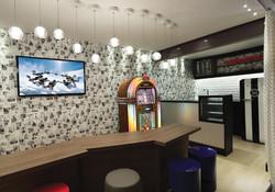 Club House: Lounge Externo