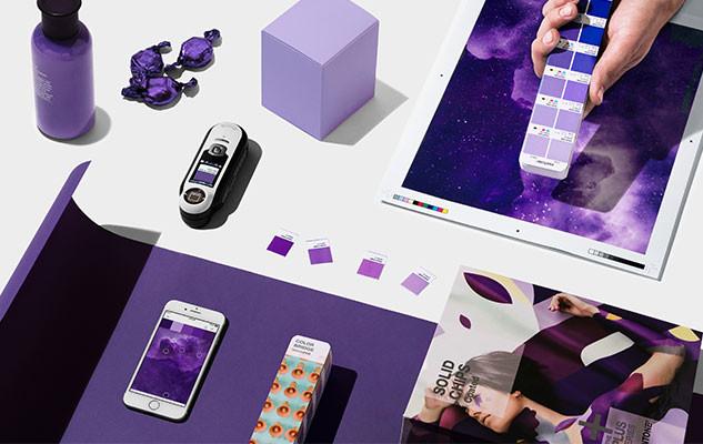 Cor Pantone 2018: Ultra Violet