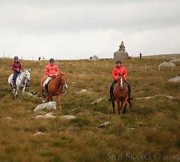 Ridetur, Jæren, explore nature, horse