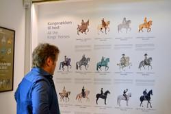 De danske kongers hester