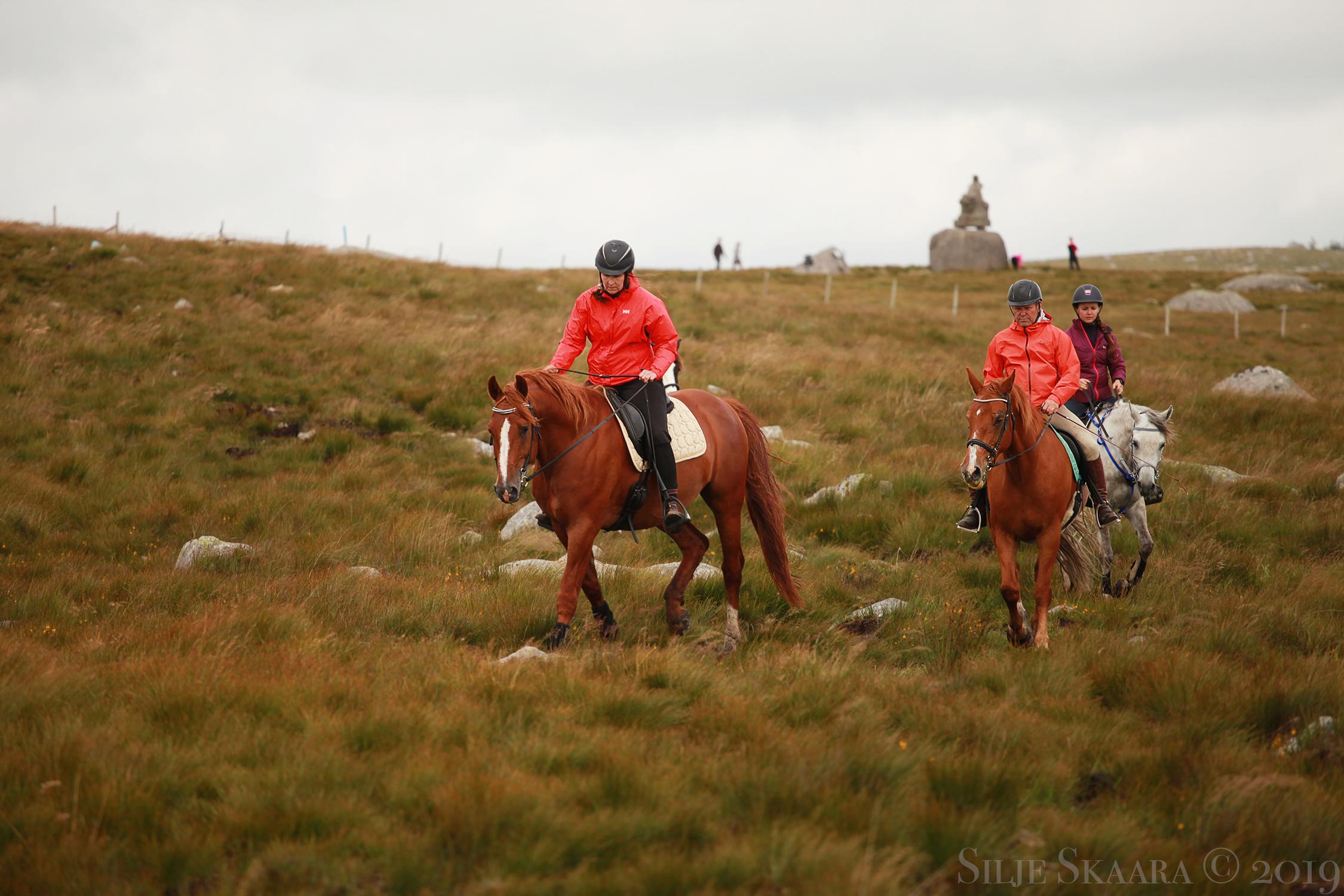 Ridetur til Steinkjerringa