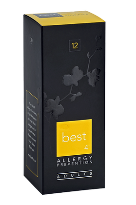 Best 4™ Allergy Prevention - Adults