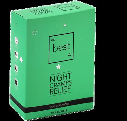 Best 4™ Night Cramps Relief (Sachets)
