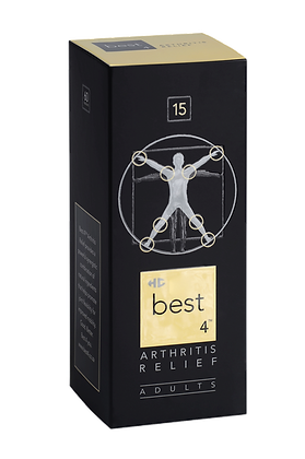 Best 4™ Arthritis Relief