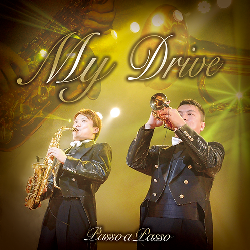 2nd CD 【My Drive】