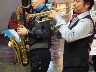 柏 de 管楽器♩!