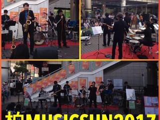 柏 MUSIC SUN 2017