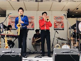 柏髙島屋 「GW ステモ音楽祭」