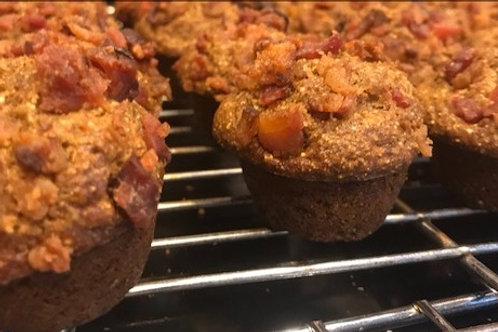10 Gourmet Apple Cinnamon Mini Muffins