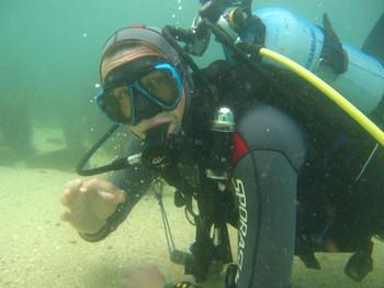 plongeur ©Trieuxplongée