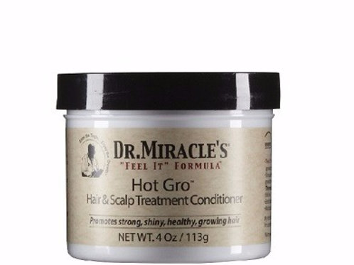 Dr. Miracles Hot Gro Hair & Scalp treatment (Fights Baldness)