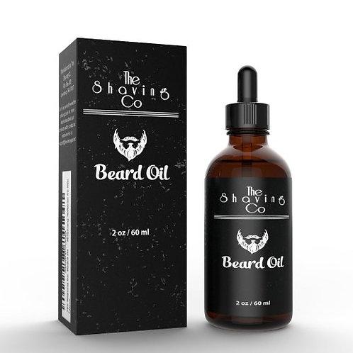 The Shaving Co. Beard Oil