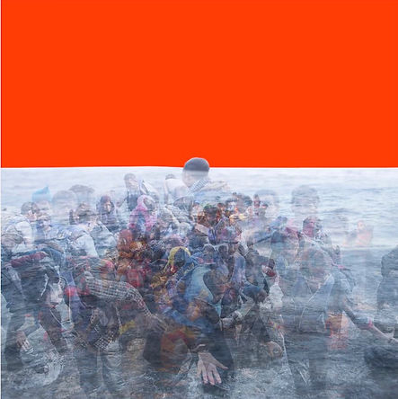 Reshaping the Migration route - water