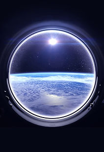 ISS view of Earth