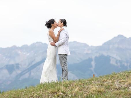 A Telluride Micro Wedding