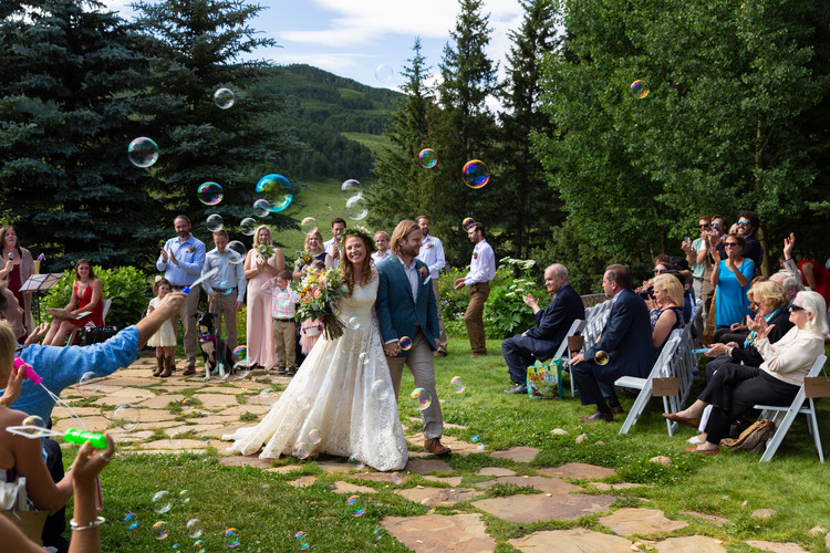 Lizzy & Ben's Crested Butte Wedding