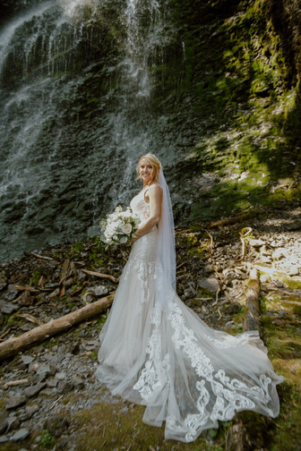 Christina and Casey Elopement