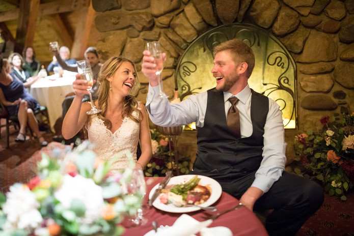 Jacki & Scott's Telluride Wedding