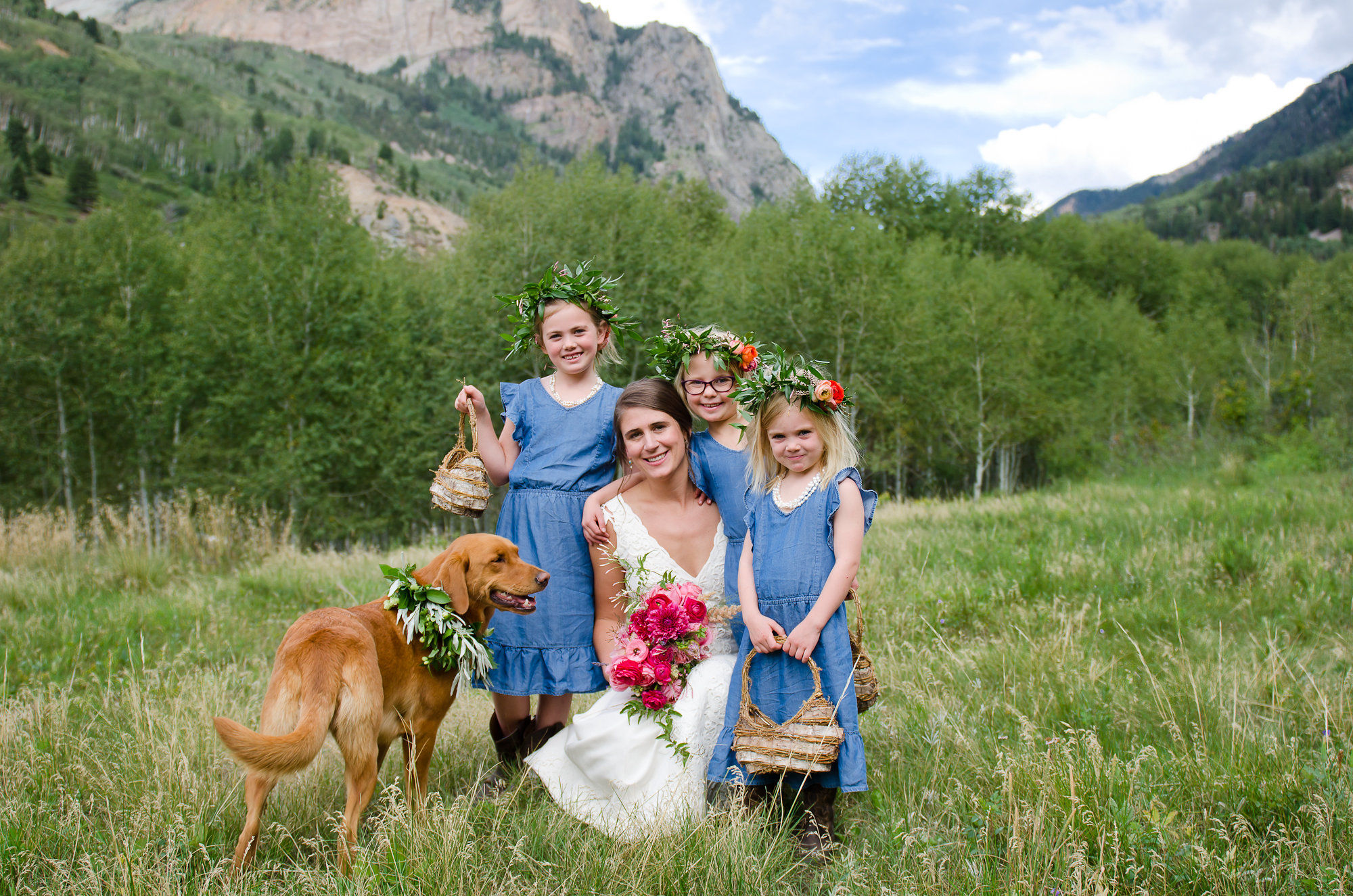 A Bride's Best Girls