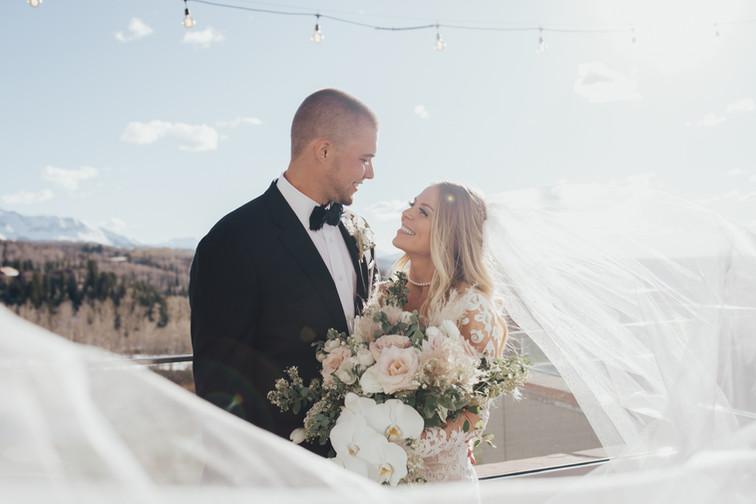 Peaks Resort Wedding Photos Telluride We