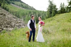 Colorado Mountain Wedding 1