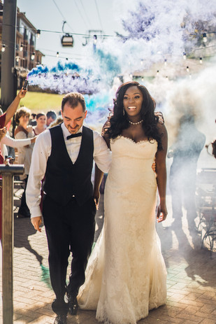 Dee & Joe's Telluride Wedding