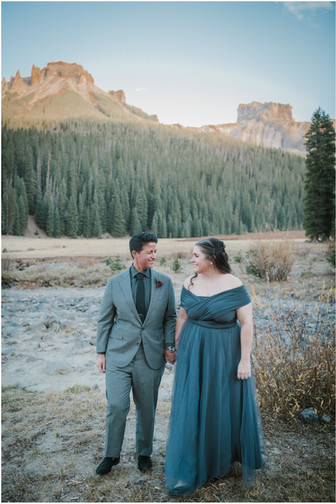 Colorado Wedding Planner - Ouray Microwe
