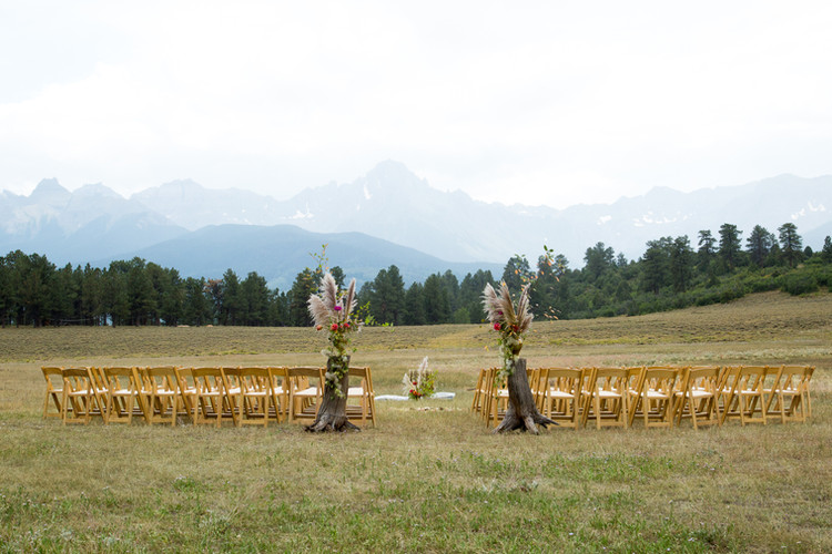 San Juan Mountain Ceremony