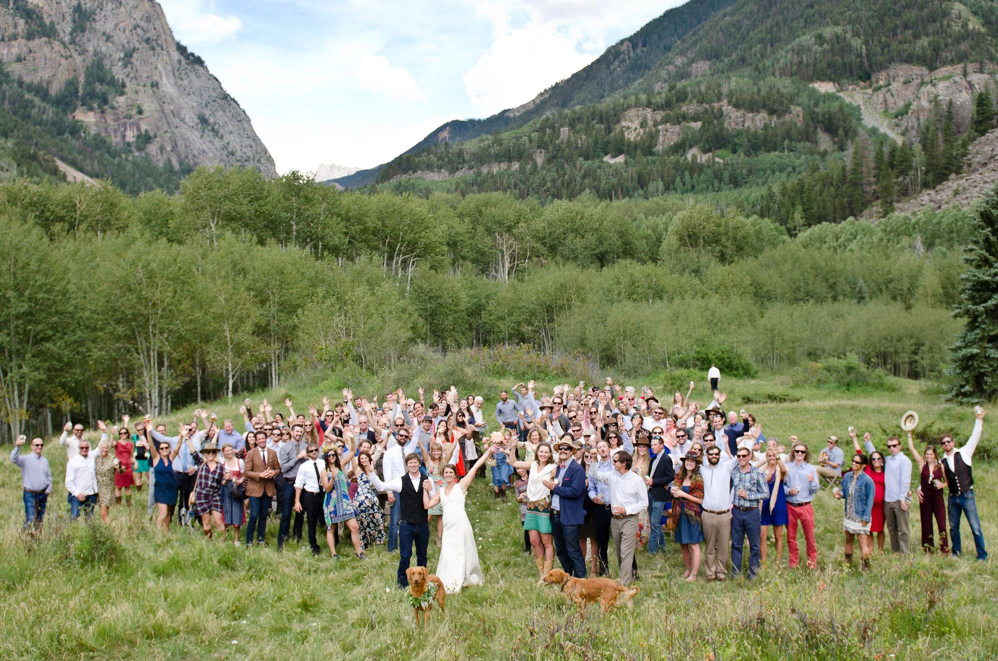 Colorado Mountain Wedding 6